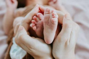 Der beste Zeitpunkt für Neugeborenenfotos Babyfotos Aachen Sarah Thelen-1
